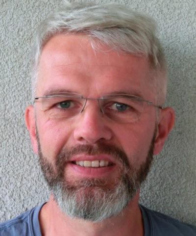 Portraitbild Theo Grünewald