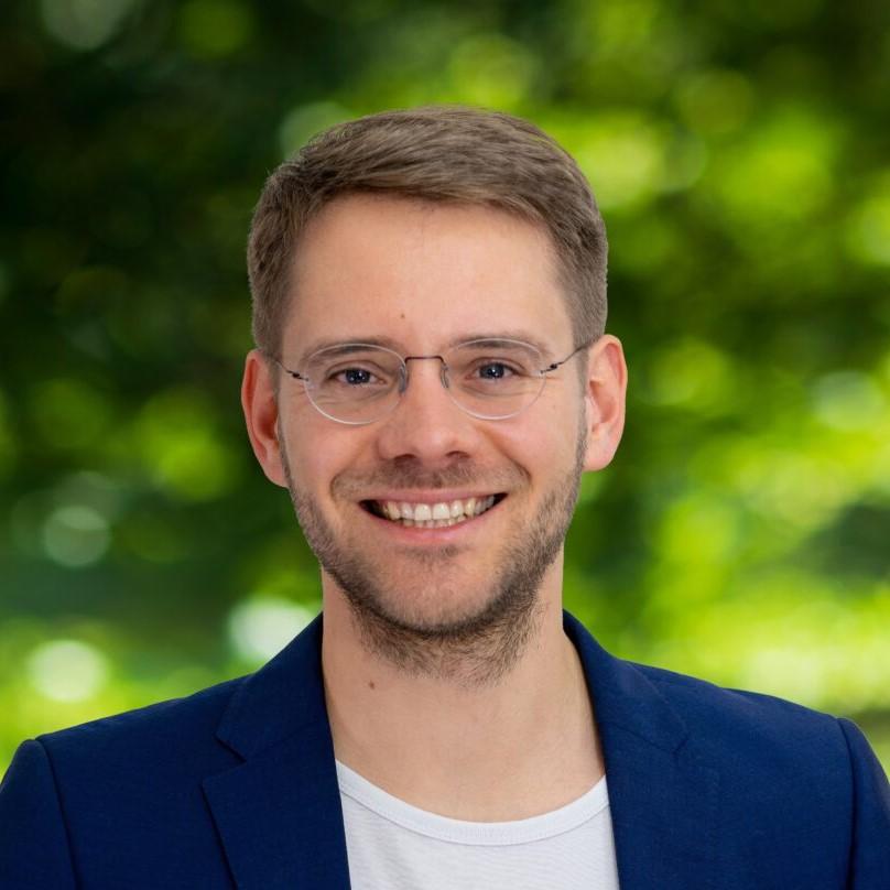 Neuer Landesvorsitzender: Thomas von Sarnowski