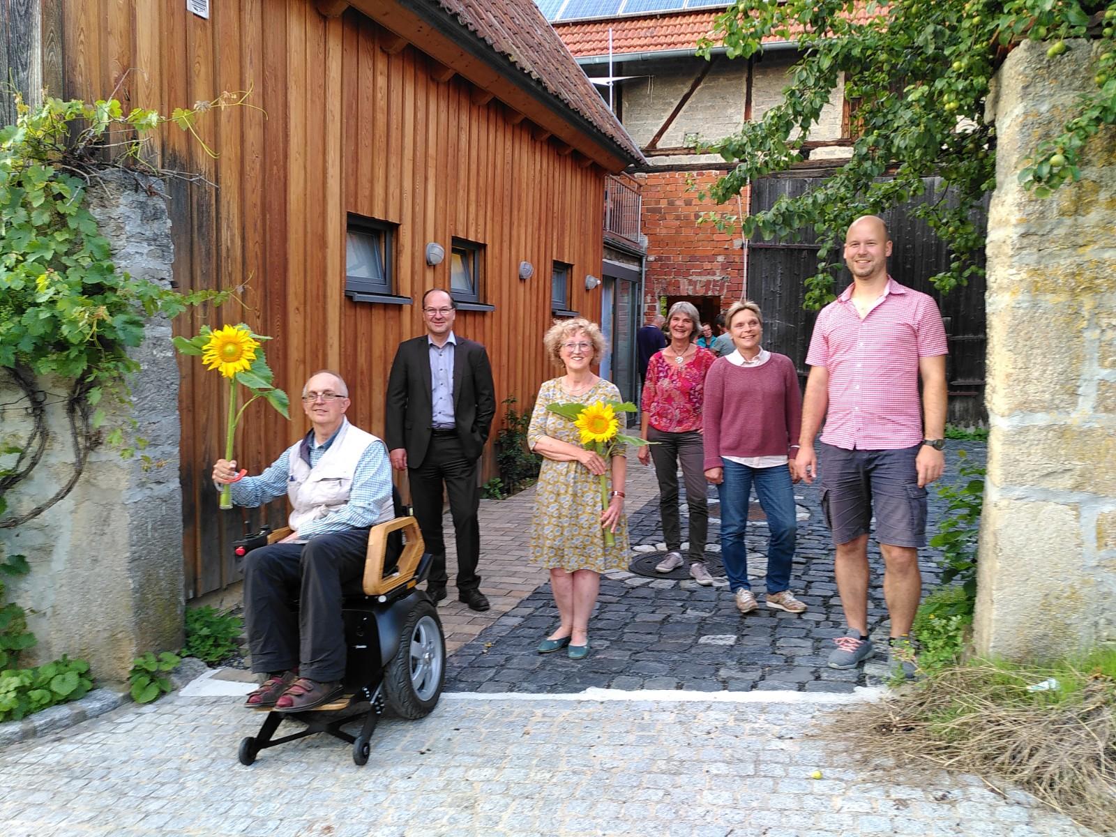 Neuwahlen im Ortsverband Arnstein (Main-Spessart)