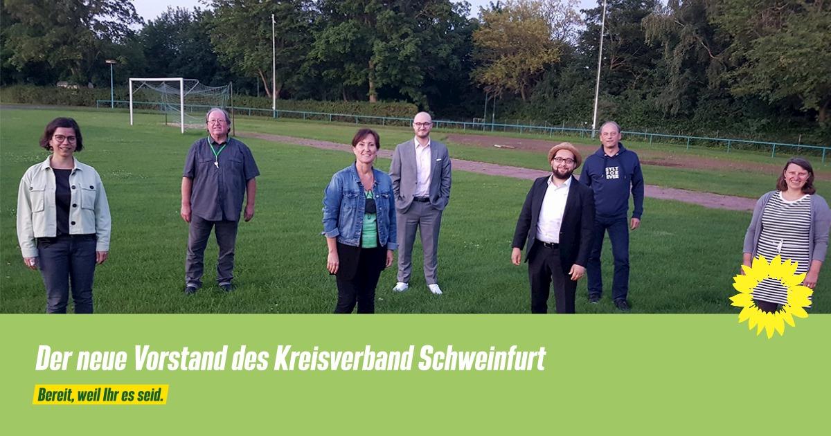 Kreisverband Schweinfurt: Neuer Vorstand